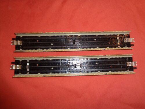 Rare Marklin Model  HO OO 3800 3900 1//1 3 rail Train Track Straight x 2  225mm