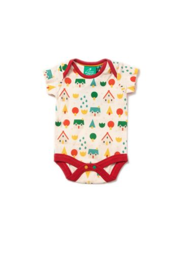 Little Green Radicals Coton Bio Baby Body Débardeur 0 3 6 9 12 18 24 LGR