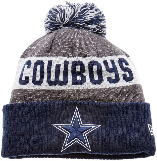 9f78ec213e1 2016 NFL Dallas Cowboys Era Sideline on Field Sport Knit Cap Beanie ...