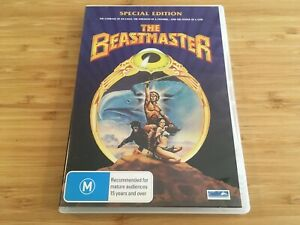 The-BeastMaster-Special-Edition-1982-DVD-Region-Free-Free-Postage