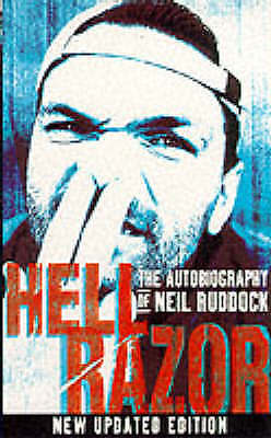 Hell Razor: The Autobiography of Neil Ruddock, Ruddock, Neil, Used; Good Book