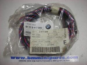 BMW-E83-X3-FRONT-RIGHT-DOOR-CONTROL-UNIT-REPAIR-CABLE-61113417049