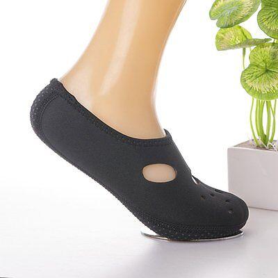 Men Women Skin Water Shoes Aqua Beach Socks Yoga Pool Swim Unisex Barefoot M-XXL