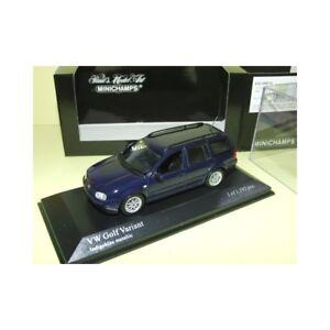VW-GOLF-VARIANT-1999-Bleu-Marine-MINICHAMPS-1-43