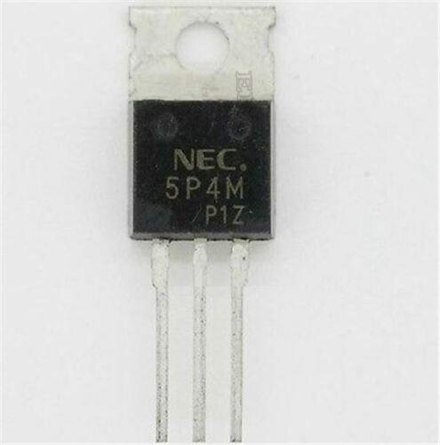 2Pcs 5P4M Scr 400V 5A Nec Thyristor New Ic ig