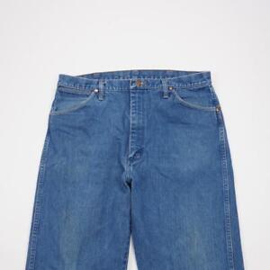 WRANGLER-13MWZ-Original-Fit-Cowboy-Cut-Jeans-Med-Wash-Denim-Mens-36x32