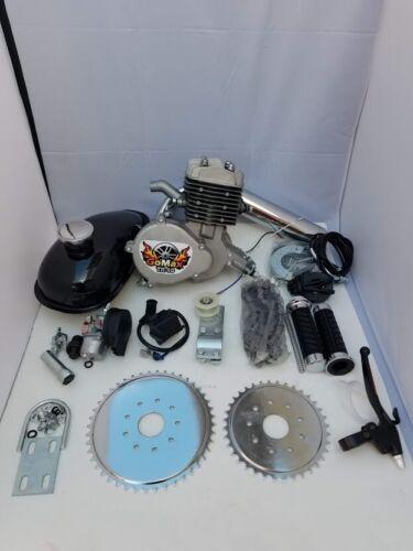 GoMax Ported Cylinder PK80 80CC Motorized Bicycle Engine Kit