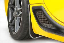 C5 Corvette 2pc Rear Splash Guard Mud Flaps Millennium Yellow 79 79U WA423G