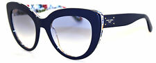 Dolce&Gabbana Sonnenbrille/Sunglasses DG4287 3082/19 Gr.53 Insolvenz. #112(99)