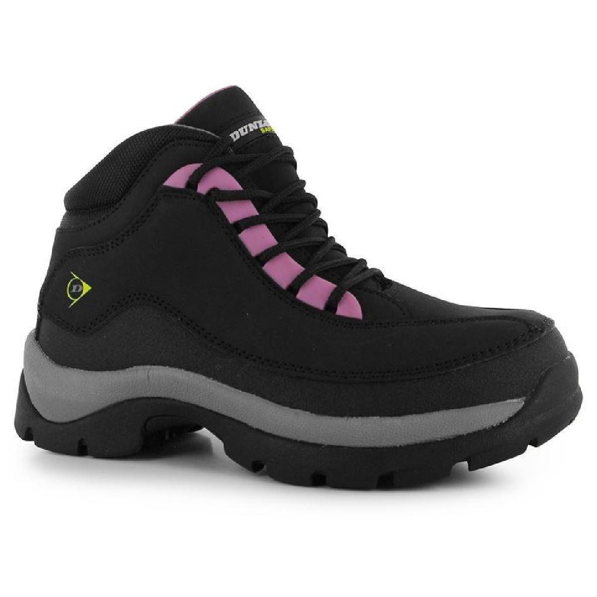 Dunlop Sicherheitsschuhe Sicherheitsstiefel Arbeitsschuhe Safety Schuhes Damen Hik