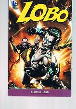 Lobo Megaband 1 - Blutige Jagd