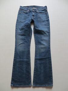 Levi-039-s-529-Bootcut-Jeans-Hose-W-29-L-32-Vintage-Stretch-Denim-KULT-Waschung