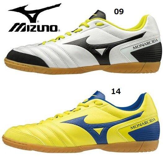 New Mizuno Futsal schuhe MONARCIDA SALA SELECT IN Q1GA1912 Freeshipping
