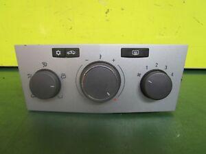 VAUXHALL-ASTRA-H-2004-2009-Unita-Di-Controllo-Riscaldatore-13231058