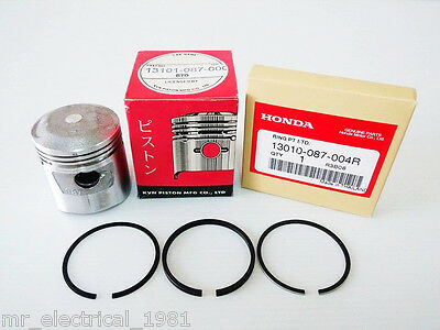 Honda C70 CD70 CL70 CT70 SL70 ST70 XL70 Piston /& Rings STD New