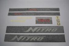 New Mercury Mercruiser Quicksilver Oem Part # 37-896854A06 Decal Set