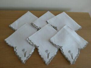 Vintage-6-napkins