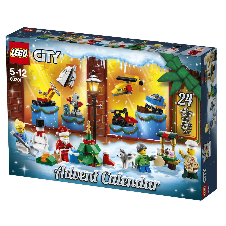 Lego City 60201 Adventskalender NEU OVP