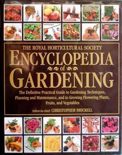 1 of 1 - Royal Horticultural Society Gardeners' Encyclopedia of Plants and Flowers,Chris