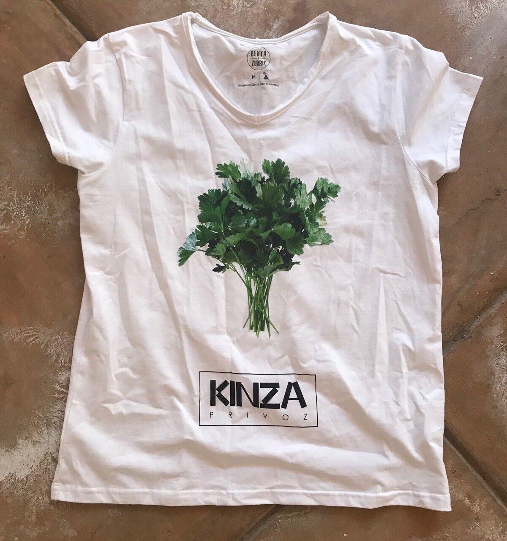 Benya & Zubrik Weiß T Shirt Größe Medium