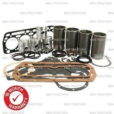ENGINE OVERHAUL KIT FITS INTERNATIONAL 374 384 444 B414 B434 TRACTORS