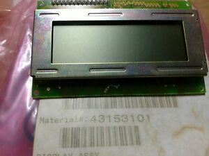 *NEW* Universal Instruments / Hitachi 43153101 Display Assy Hitachi 97-44070-9