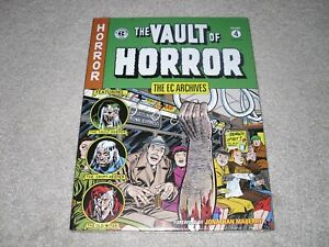 The-EC-Archives-The-Vault-of-Horror-Volume-4-Graphic-Novel-Dark-Horse-Sealed