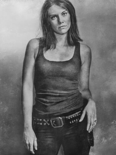 The Walking Dead poster - Lauren Cohan poster : Maggie : 12 x 17 inches