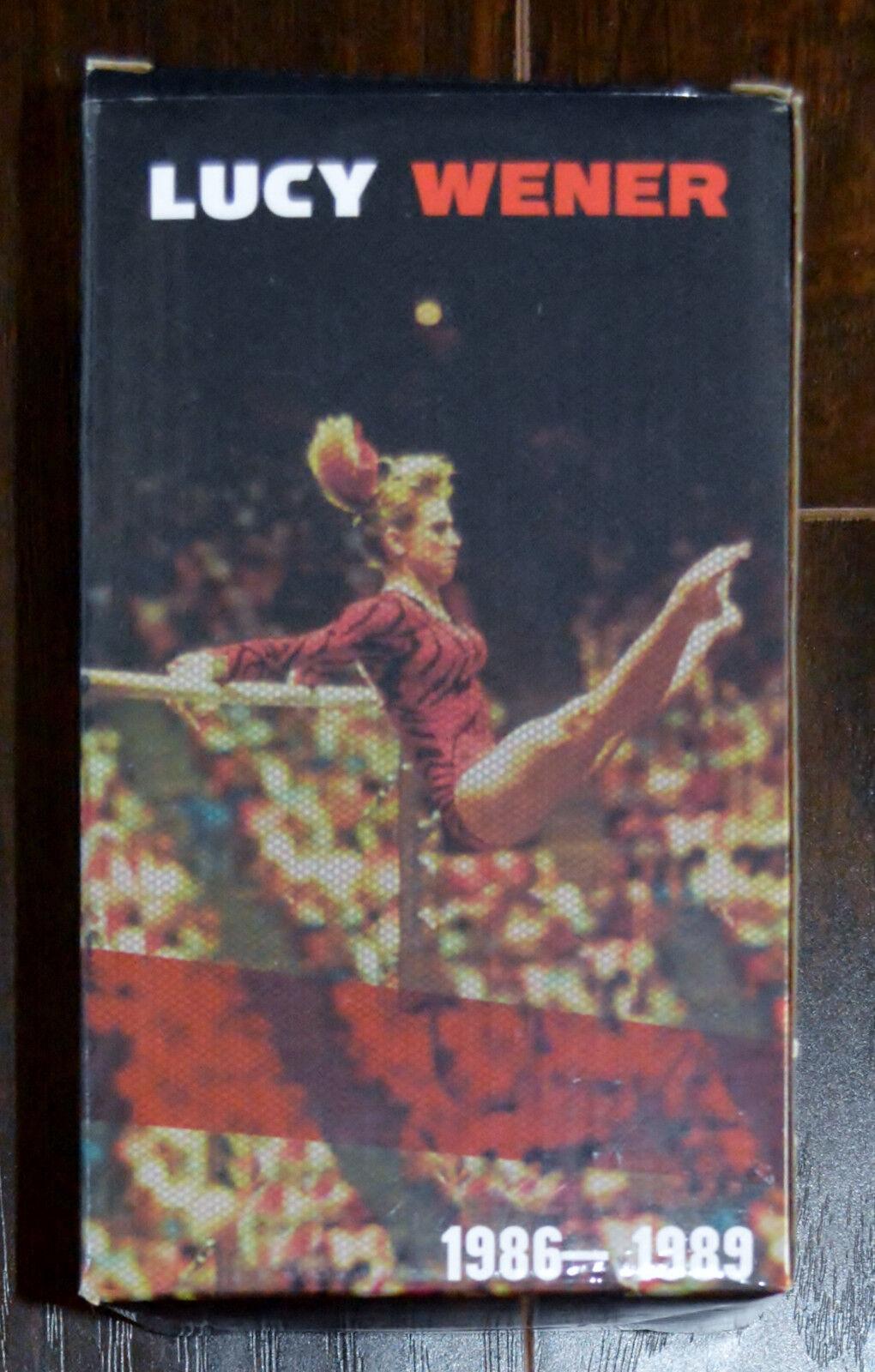 NIB UGA University of Georgia Gymnast Lucy Wener Gym Dawgs Bobblehead SEC NEW
