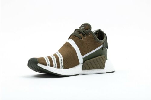 62d4ee32f 5 of 6 Adidas WM NMD R2 PK size 9.5. Olive. White Mountaineering. CG3649.  ultra
