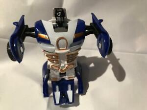Robot-voiture-transformation-voiture-de-police-Robot-Jouet-un-Clic