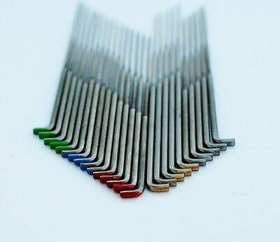 Heidifeathers Mixed Felting Needles 5 Different Gauges  Choose 5 to 50 Needles