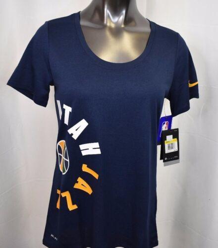 Basketball Nike NBA Damen Utah Jazz Athletic Cut The Nike T-Shirt NEU S XL Weitere Ballsportarten