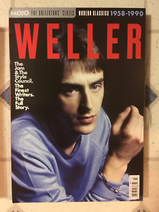 MOJO-COLLECTOR-039-S-SERIES-Magazine-PAUL-WELLER-The-JAM-The-STYLE-COUNCIL-Brand-New