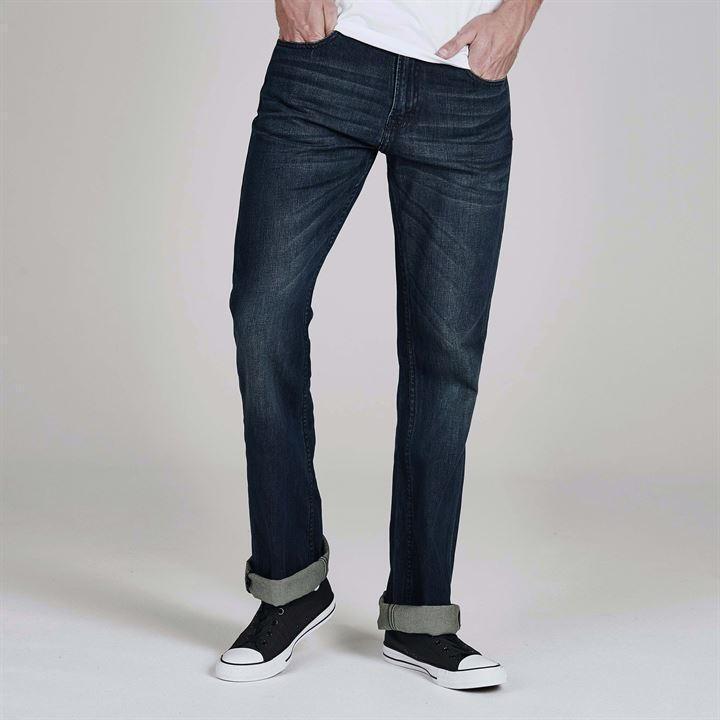 Firetrap Tokyo Jeans Stiefelcut Dark Wash W40 L30 TD079 MM 06    Die Qualität Und Die Verbraucher Zunächst    Creative    Verrückte Preis