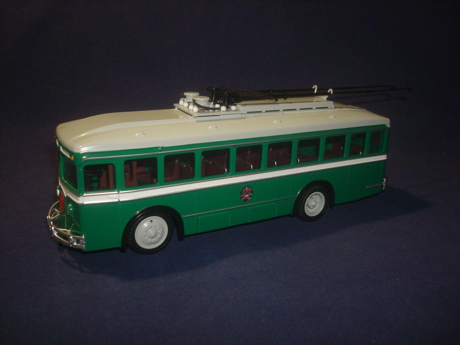 Trolleybus LK-2 Soviet Bus 1 43