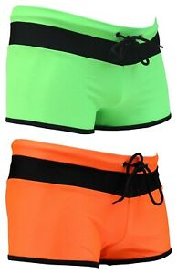 ACCLAIM Granada Classic Fit Boxer Swimming Trunks Mens Lycra NEW 2020 Model