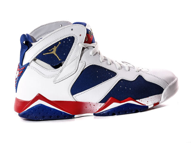 Nike Air Jordan 7 Retro Tinker Alternate Olympic Men Size 10.5 304775 123 0dca9b4ec