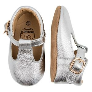 Genuine-Leather-Pre-Walkers-Baby-Toddler-Shoes-by-Leather-Baby-Co-Size-3-4-5