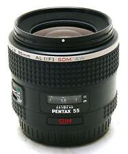 SMC Pentax-DFA 645 55mm F2.8 AL IF SDM AW für 645D 645Z  Neuwertig / Mint
