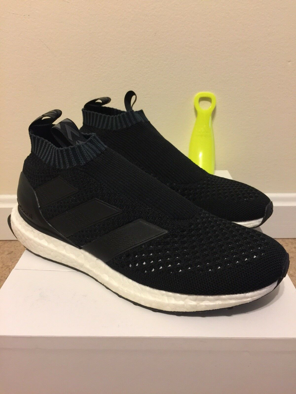 adidas ace 16   purecontrol 7,5 by1688 chaussettes ultra - boost chaussettes by1688 chaussures 2b2524