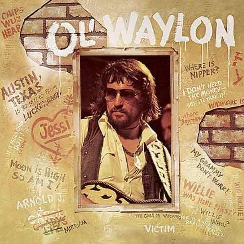 Waylon Jennings - Ol Waylon [New CD]
