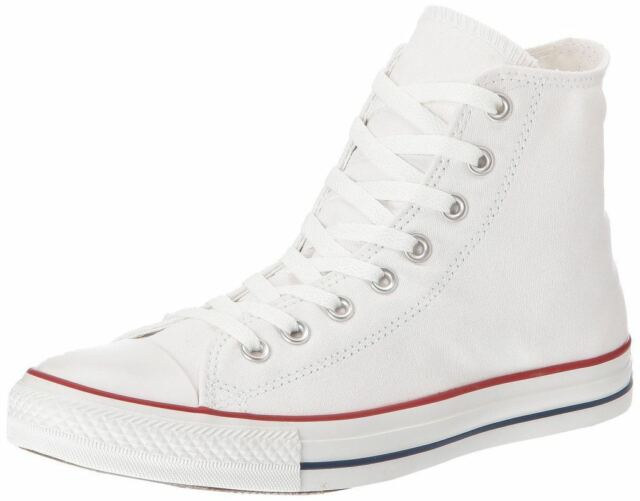 8a08d1c758a Converse Chuck Taylor All Star White Hi Unisex Trainers Shoes BOOTS ...