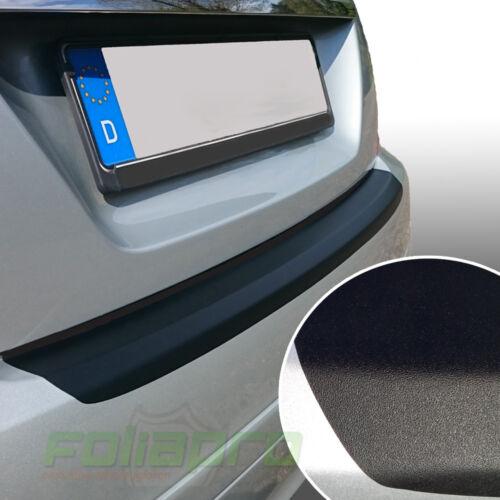 9n3 à partir de/'01 150µm Noir Seuil Lackschutz aluminium pour VW Polo 4 Type 9n