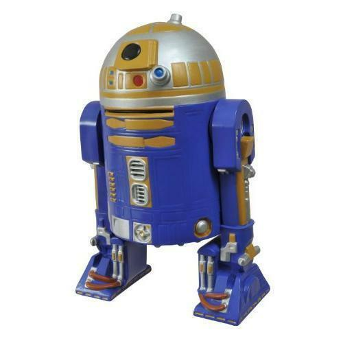 NEW 2013 SDCC Exclusive Star Wars R2-B1 Droid Figure Coin Bank #/1500 US Seller