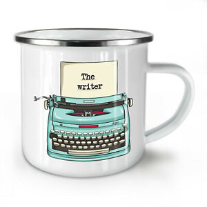 Copywriter NEW Enamel Tea Mug 10 oz | Wellcoda