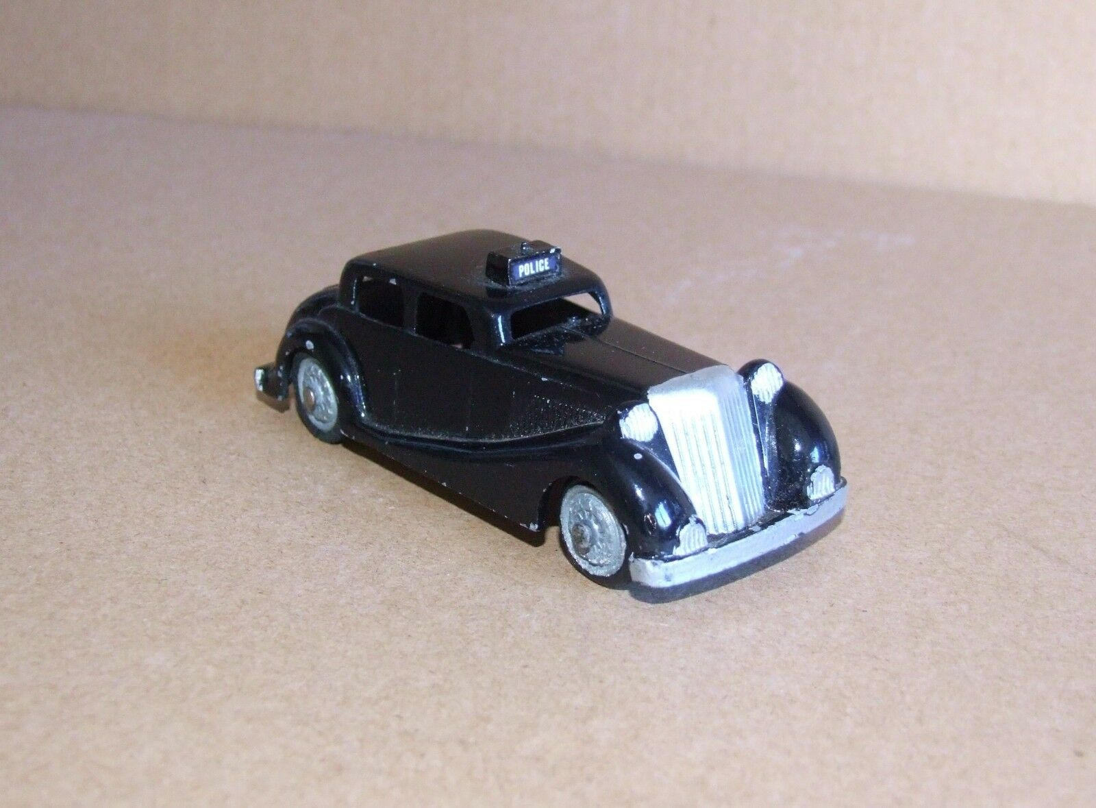 Crescent Toys 10 Police Car