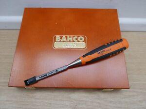 BAHCO 424 10MM  BEVEL EDGE WOOD CHISEL