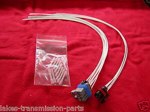 WIRING HARNESS REPAIR KIT MLPS (PRNDL) WIRE & CONNECTORS 4L60E 95-08 | eBayeBay