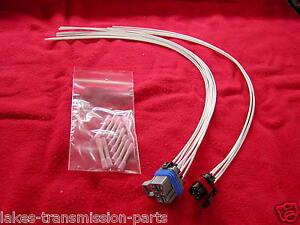 wiring harness repair kit mlps (prndl) wire & connectors 4l60e 95-08 | ebay  ebay